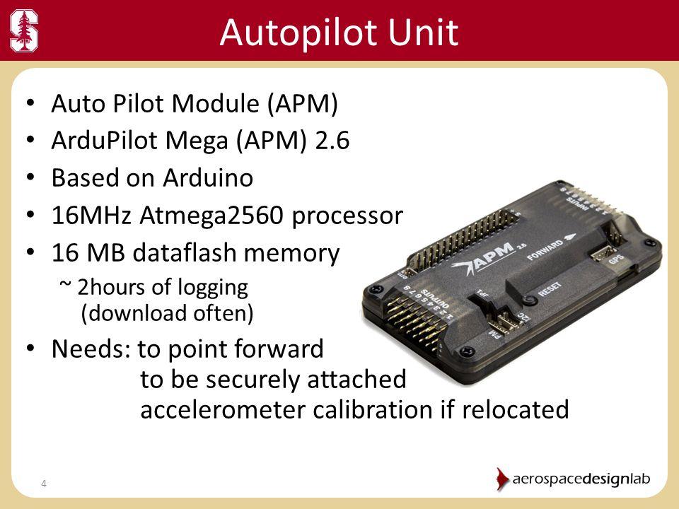 Autopilot Unit Auto Pilot Module (APM) ArduPilot Mega (APM) 2.6