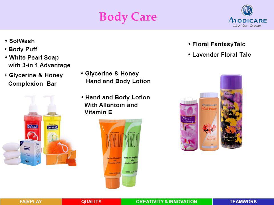 Body Care SofWash Floral FantasyTalc Lavender Floral Talc