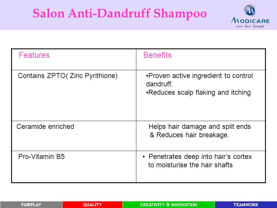 Salon Anti-Dandruff Shampoo