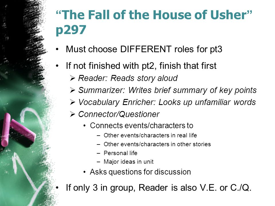The Fall of the House of Usher p297