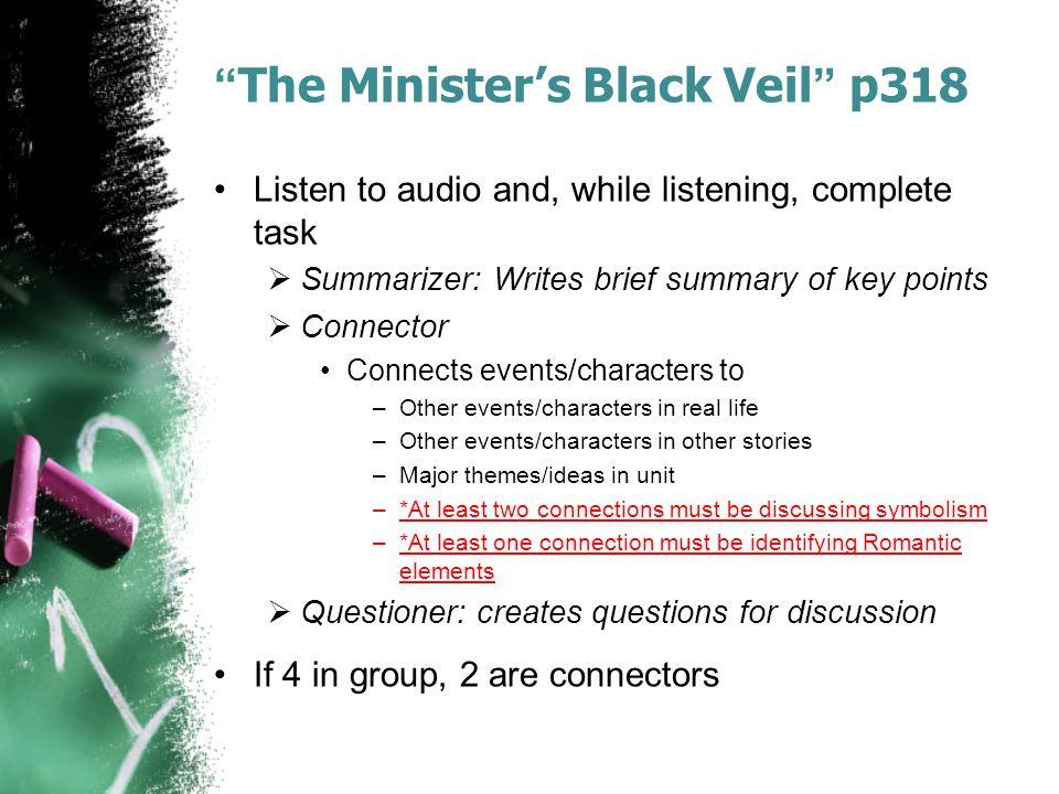 The Minister's Black Veil p318