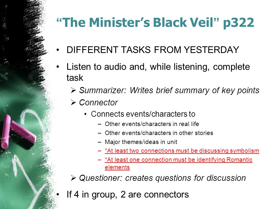 The Minister's Black Veil p322