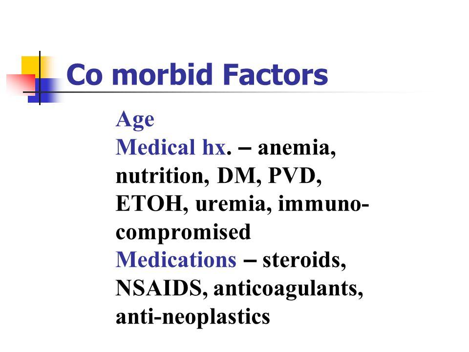 Co morbid Factors