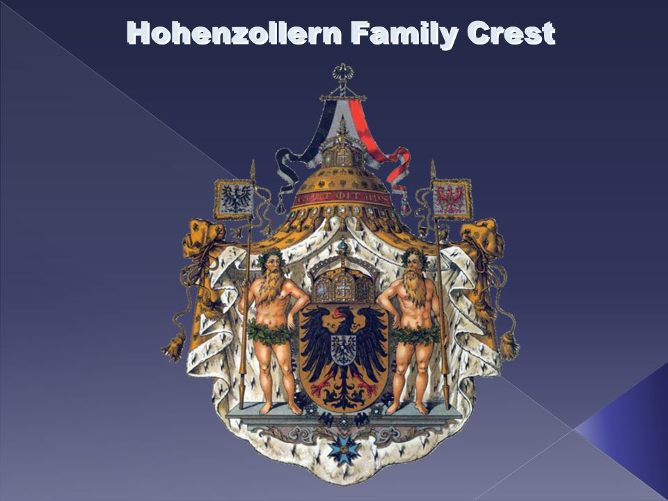 Hohenzollern Family Crest