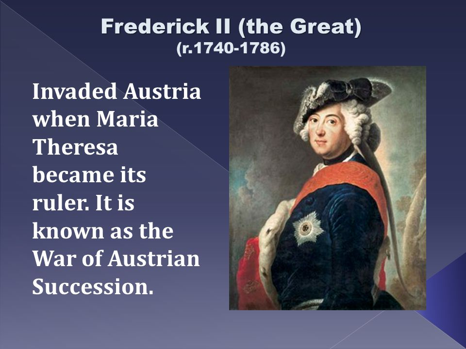 Frederick II (the Great)