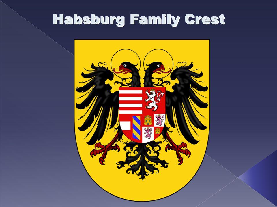 Habsburg Family Crest