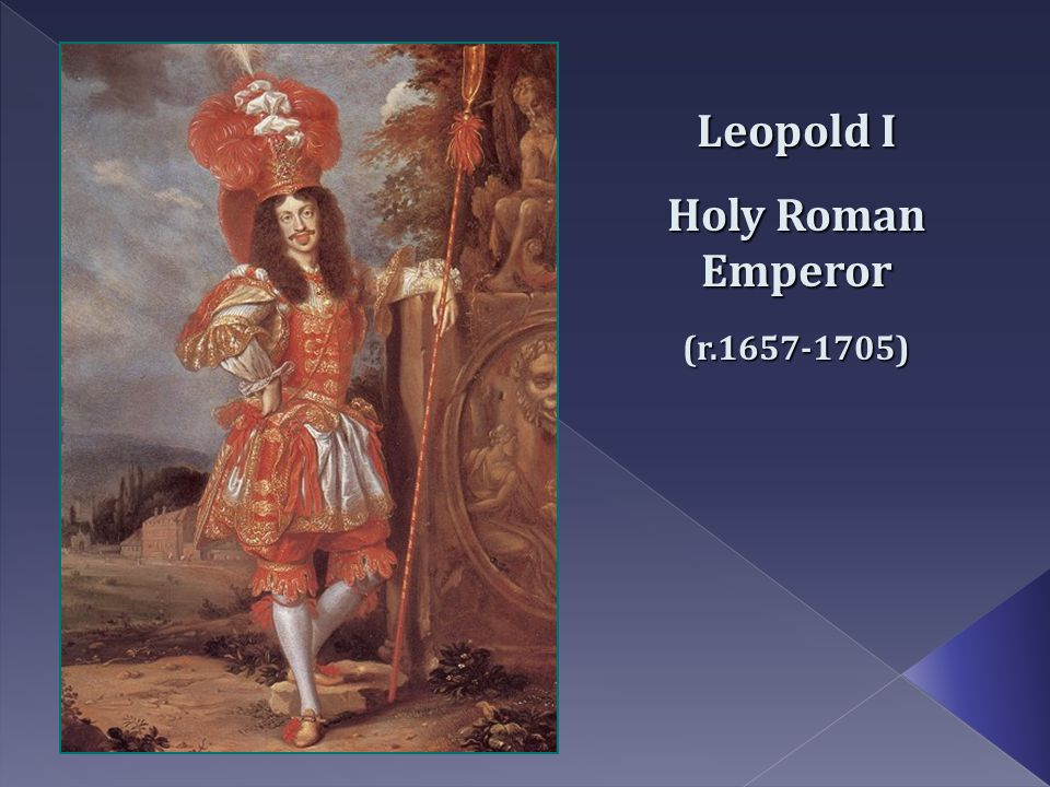 Leopold I Holy Roman Emperor