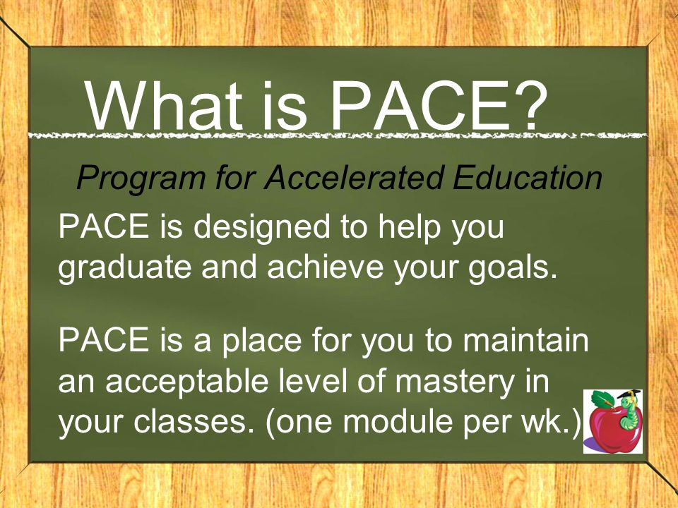 Program for Accelerated Education