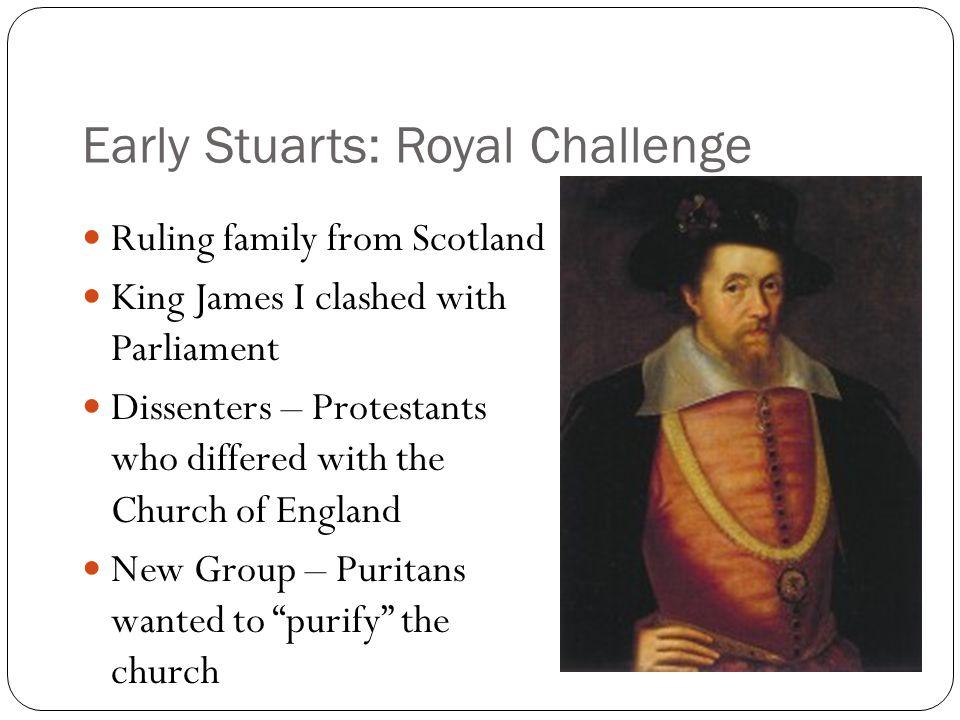 Early Stuarts: Royal Challenge