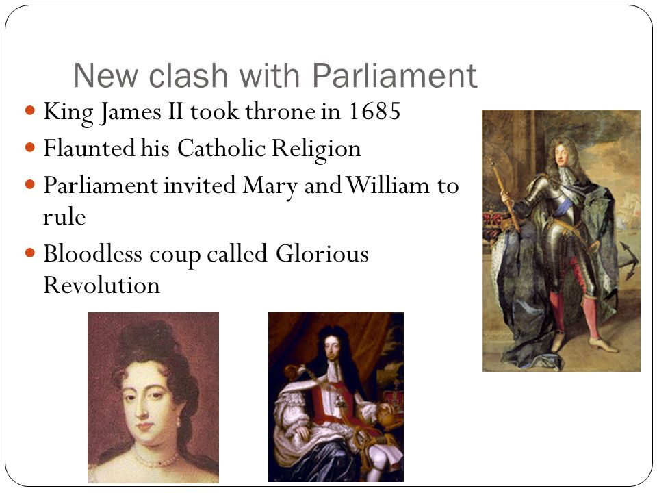 New clash with Parliament