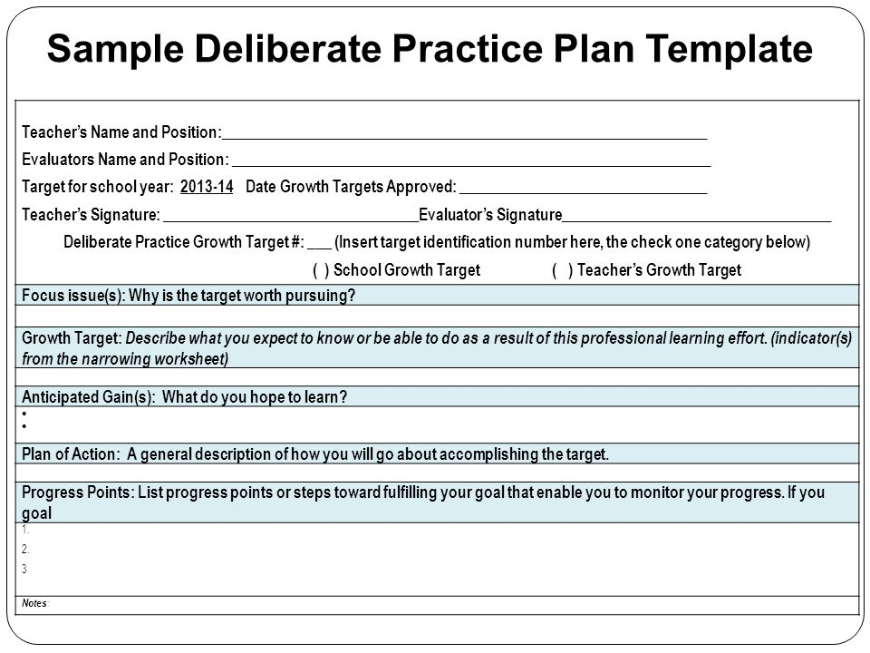 Practice Template. free football practice plan template ...
