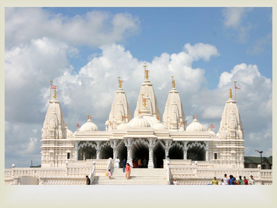 Houston's Shri Swaminarayan Mandir
