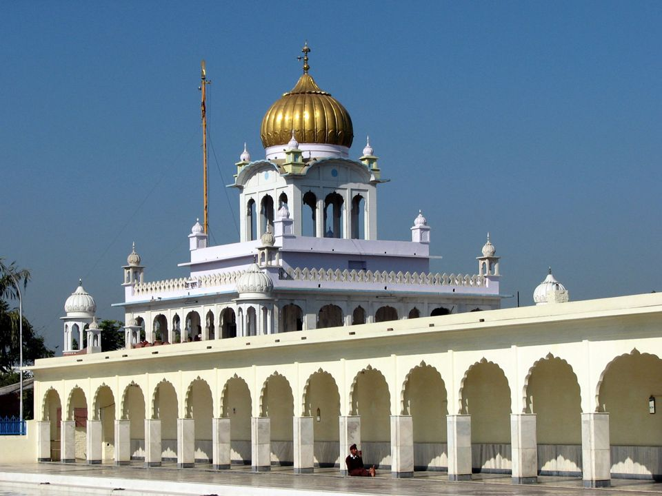 Sikhism The Gurdwara is the Sikh place of worship
