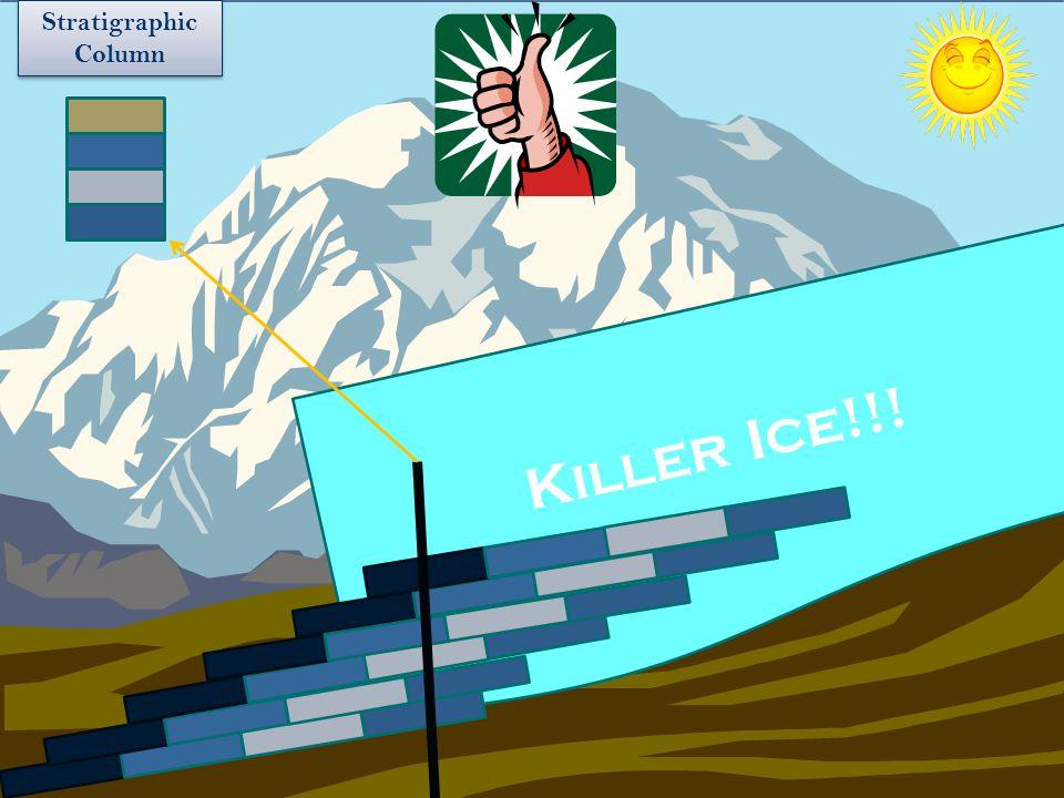 Stratigraphic Column Killer Ice!!!