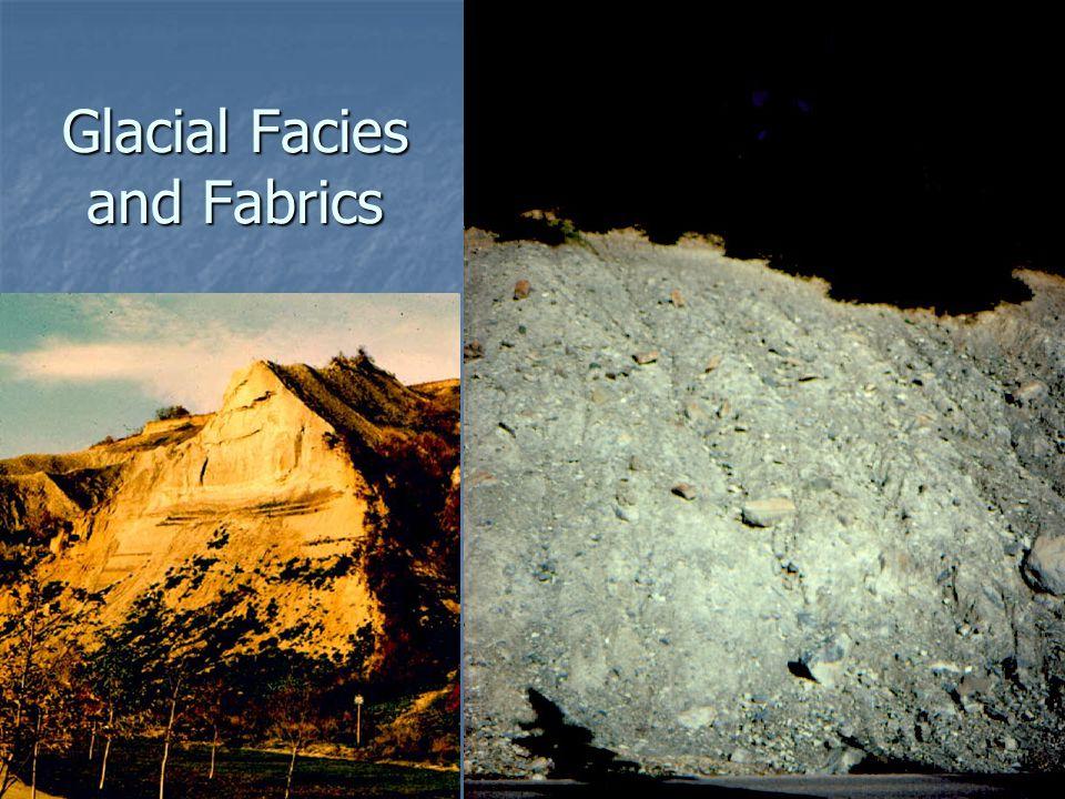 Glacial Facies and Fabrics