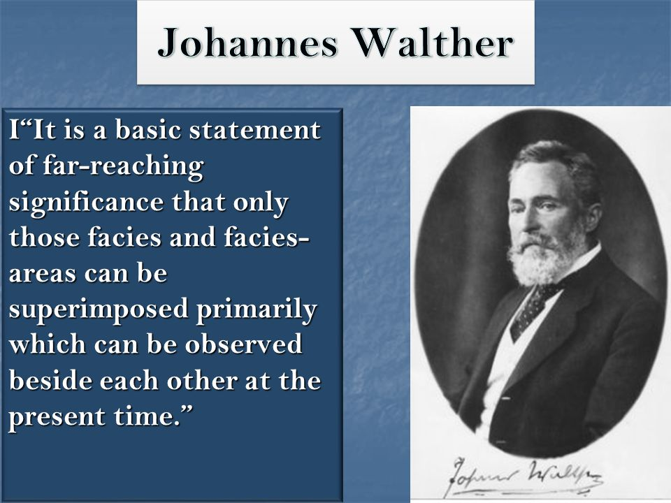 Johannes Walther
