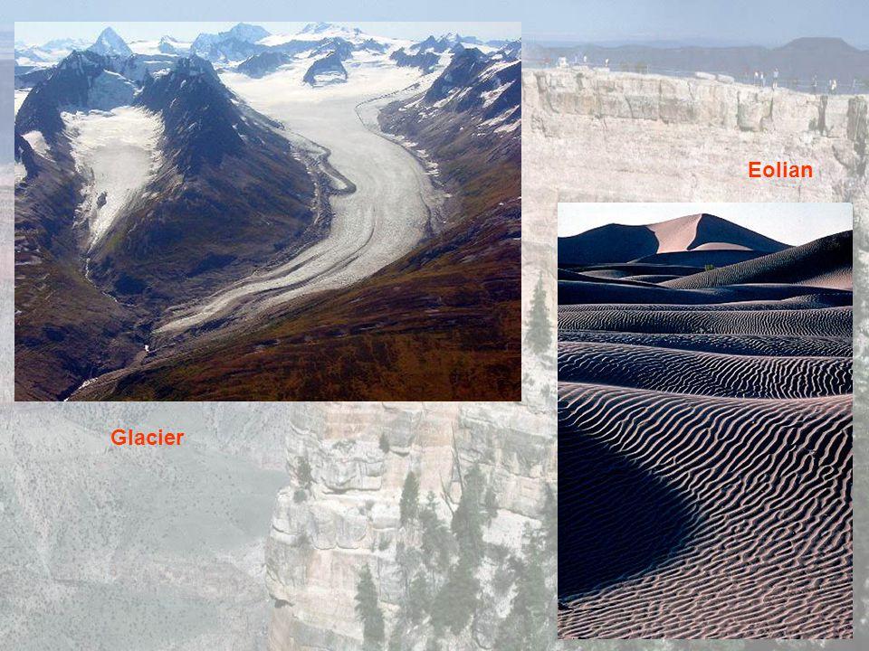 Eolian Glacier
