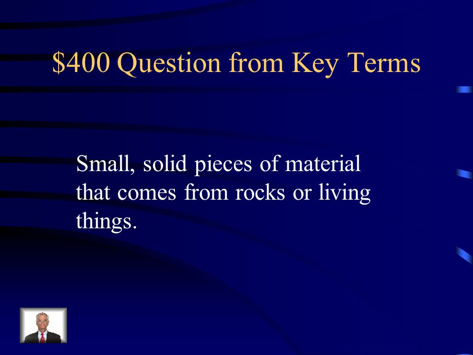 $400 Question from Key Terms