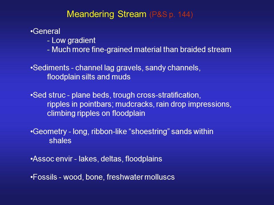 Meandering Stream (P&S p. 144)