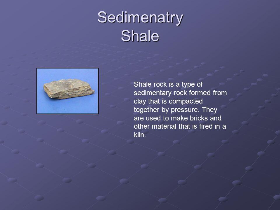 Sedimenatry Shale