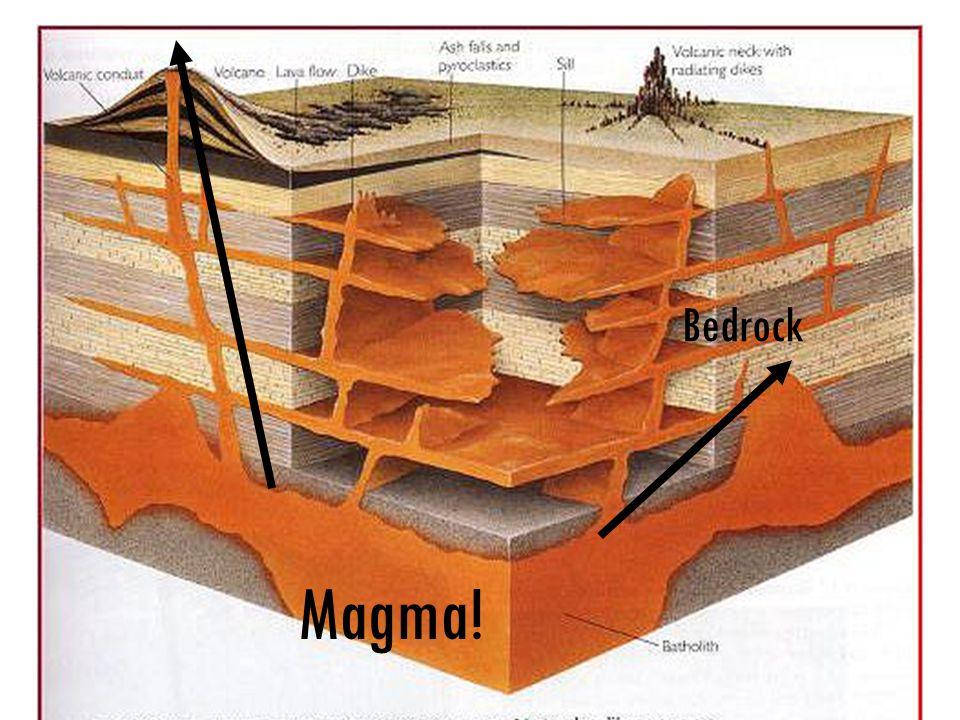 Bedrock Magma!
