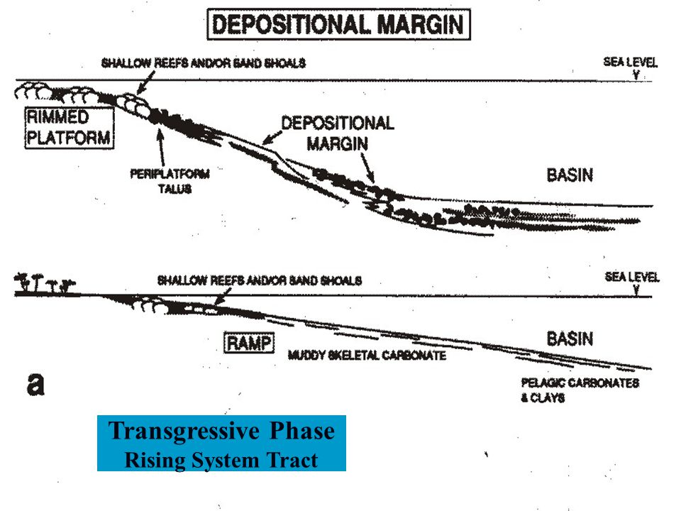 Transgressive Phase Rising System Tract
