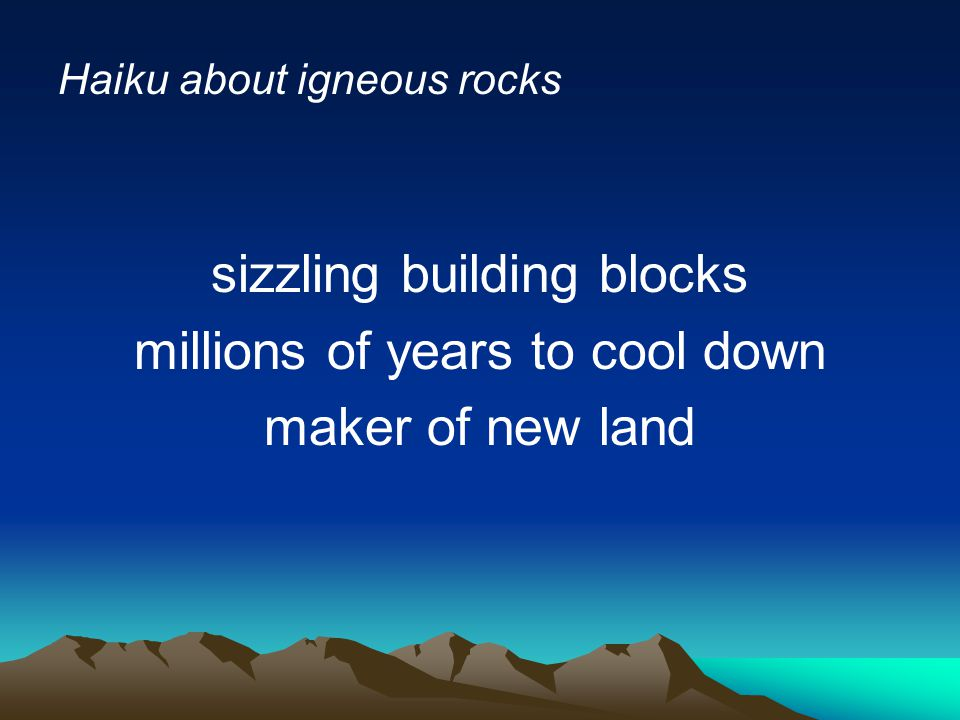 sizzling building blocks millions of years to cool down