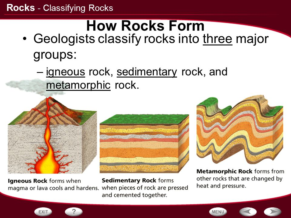 6 Metamorphic Rocks