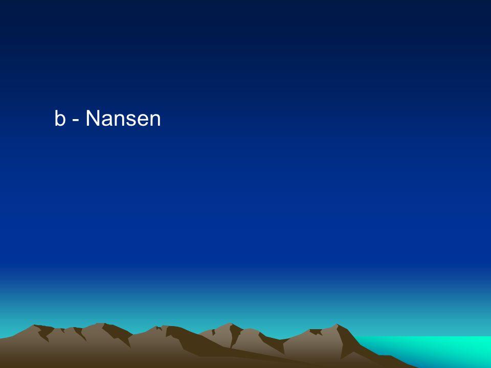 b - Nansen