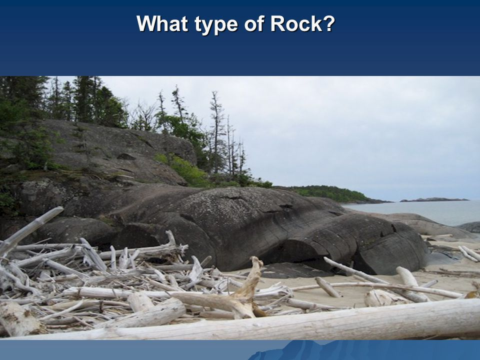What type of Rock
