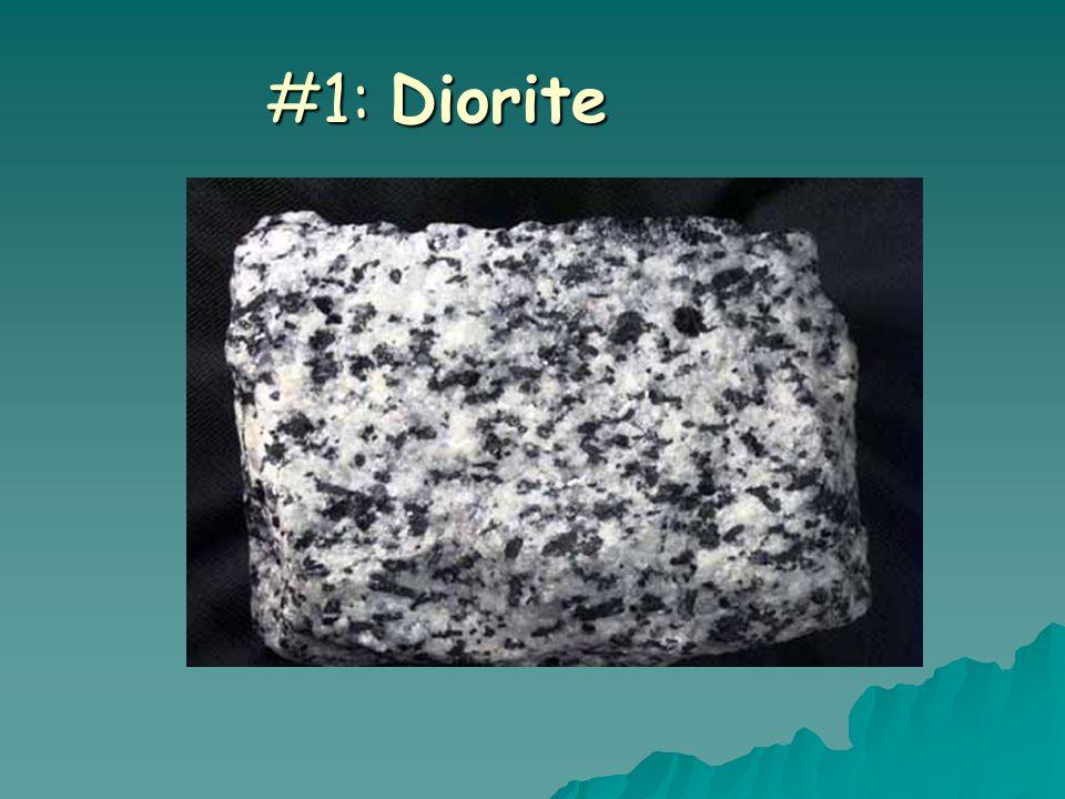 #1: Diorite