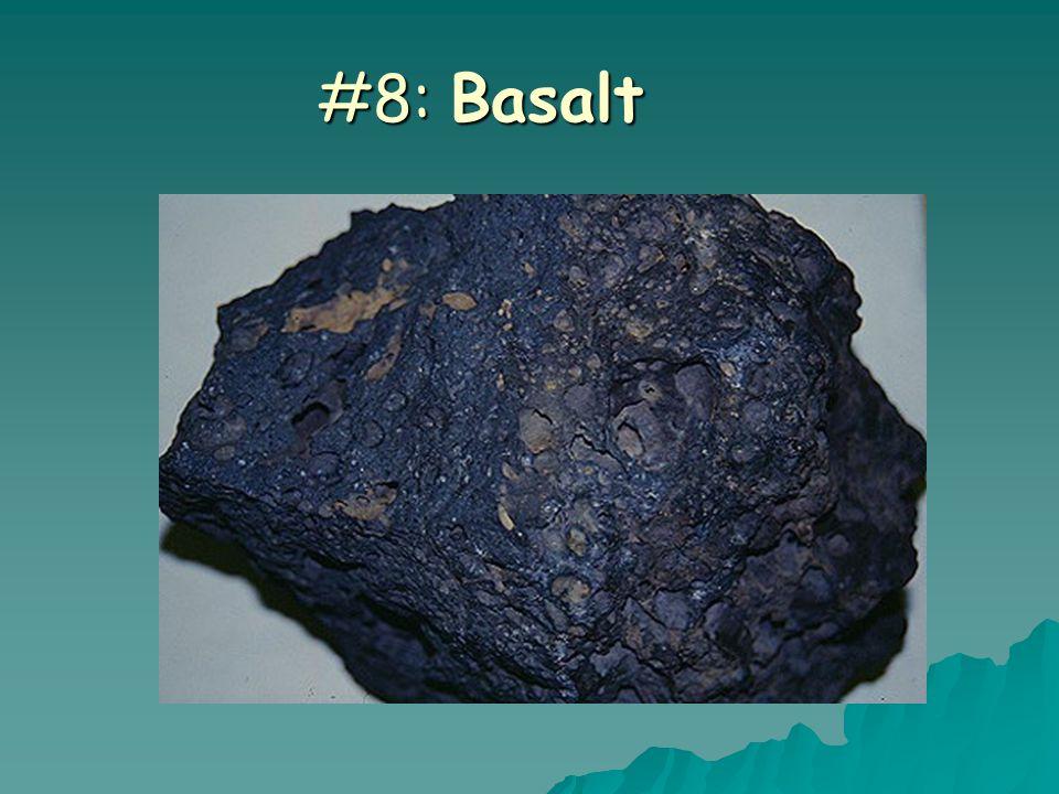 #8: Basalt