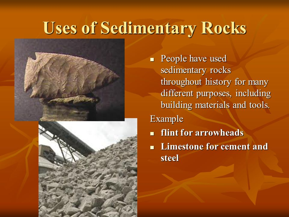 Pictures of Sedimentary Rocks Examples And Their Uses