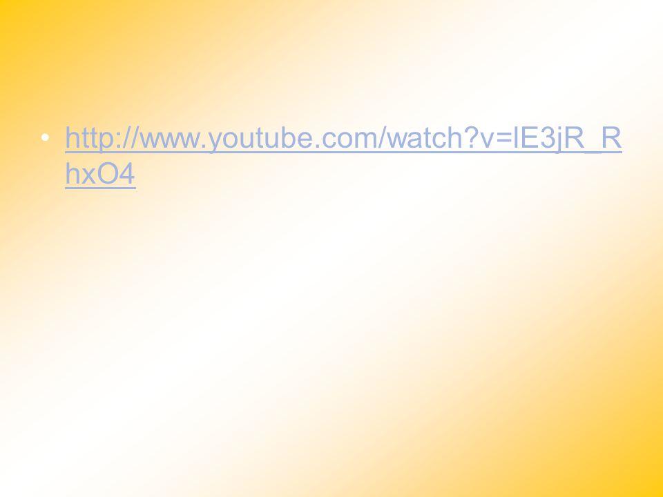 http://www.youtube.com/watch v=lE3jR_RhxO4