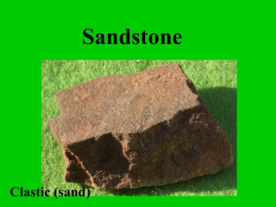 Sandstone Clastic (sand)