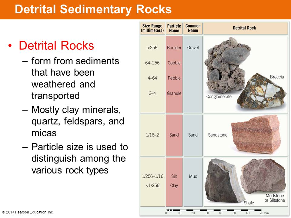 What are the Characteristics of Sedimentary Rocks?