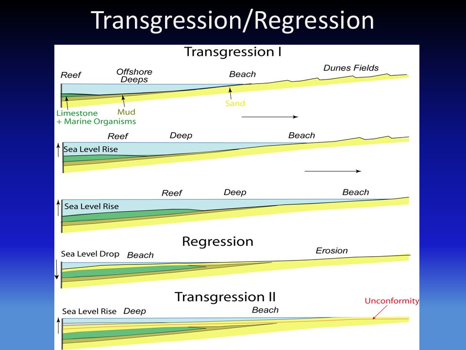 Transgression/Regression