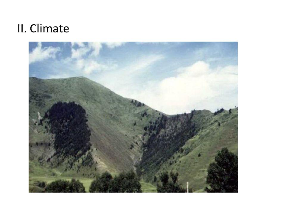 II. Climate