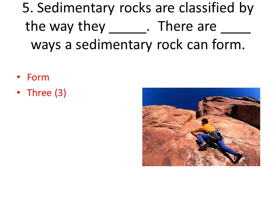Sedimentary Rock Notes pp - ppt download
