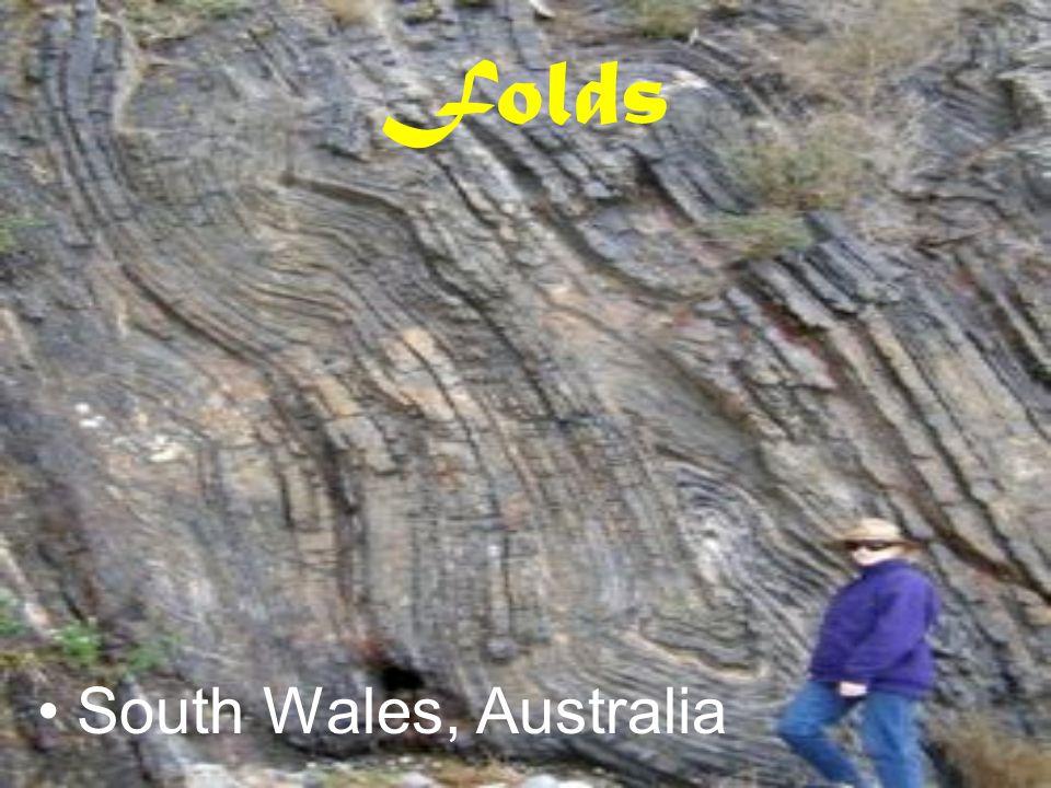 Folds South Wales, Australia