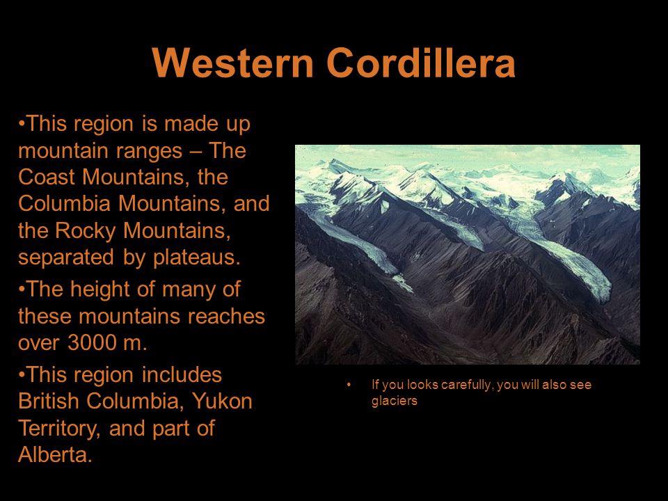 Western Cordillera