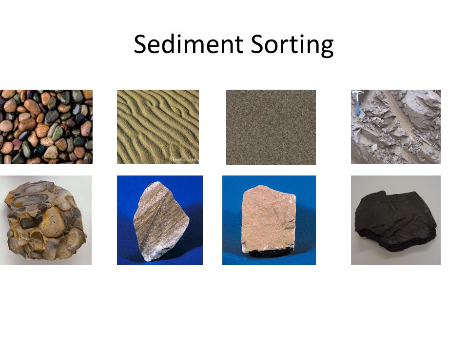 Sediment Sorting
