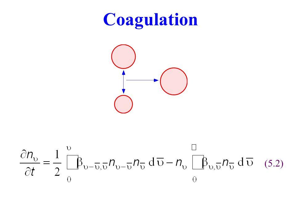 Coagulation (5.2)