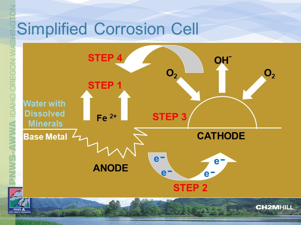 Simplified Corrosion Cell