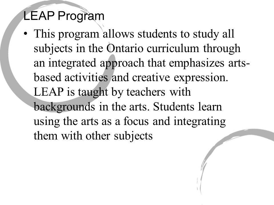 LEAP Program