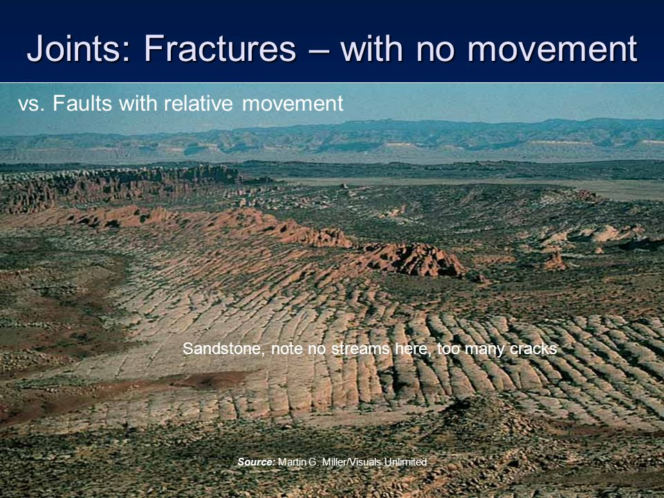 Joints: Fractures – with no movement