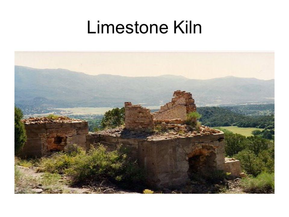 Limestone Kiln