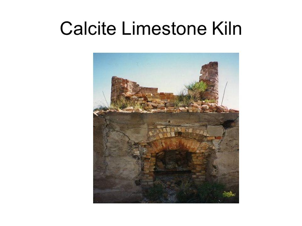 Calcite Limestone Kiln