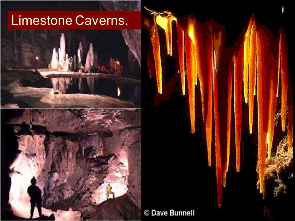 Limestone Caverns.