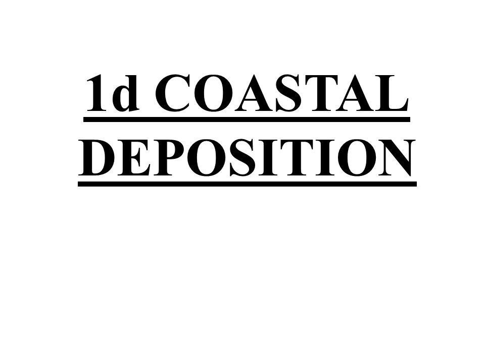 1d COASTAL DEPOSITION